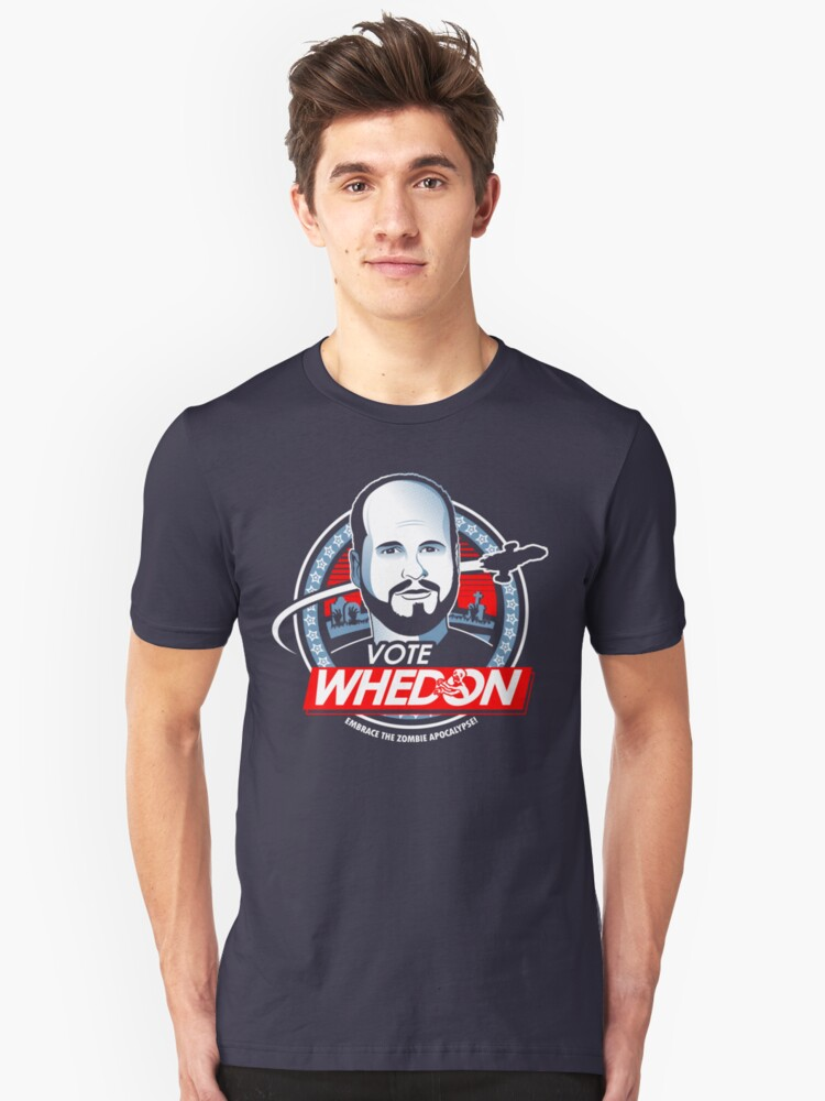 Vote Whedon  by Tom Trager