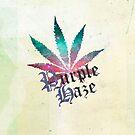 Cannabis - Purple Haze by Ivan Nikiforov