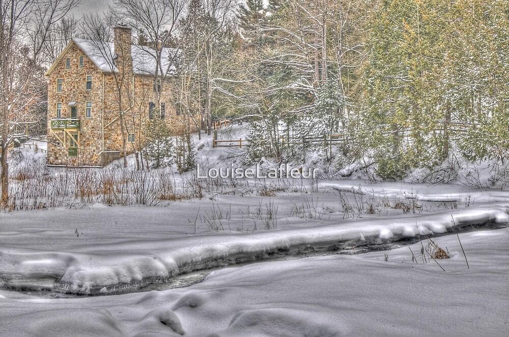 Mill of Kintail by LouiseLafleur