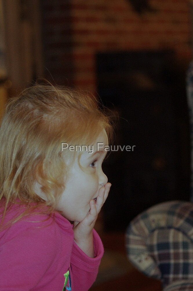I'm shocked! by Penny Fawver