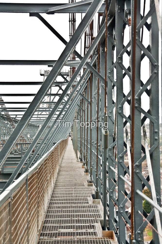 Newport Transporter Bridge by Tim Topping