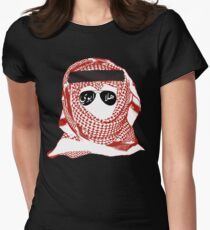 khaleeji  Women's Fitted T-Shirt