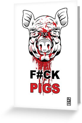 F#CK PIGS by HamSammy