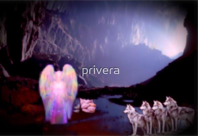 Fear No Evil by privera