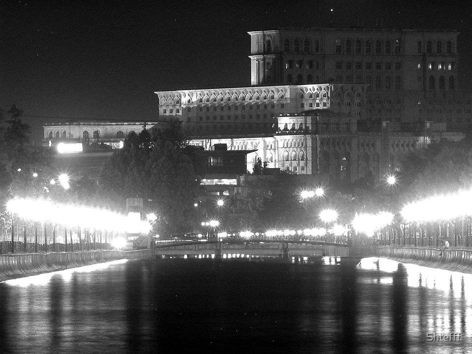 Parliament House by Shtefff
