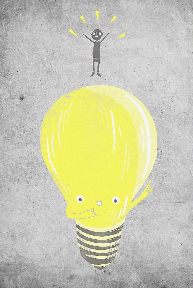 Bulb by Randyotter