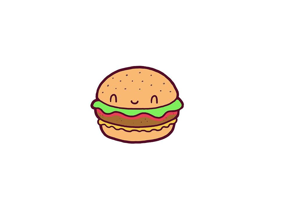 Burger by Randyotter