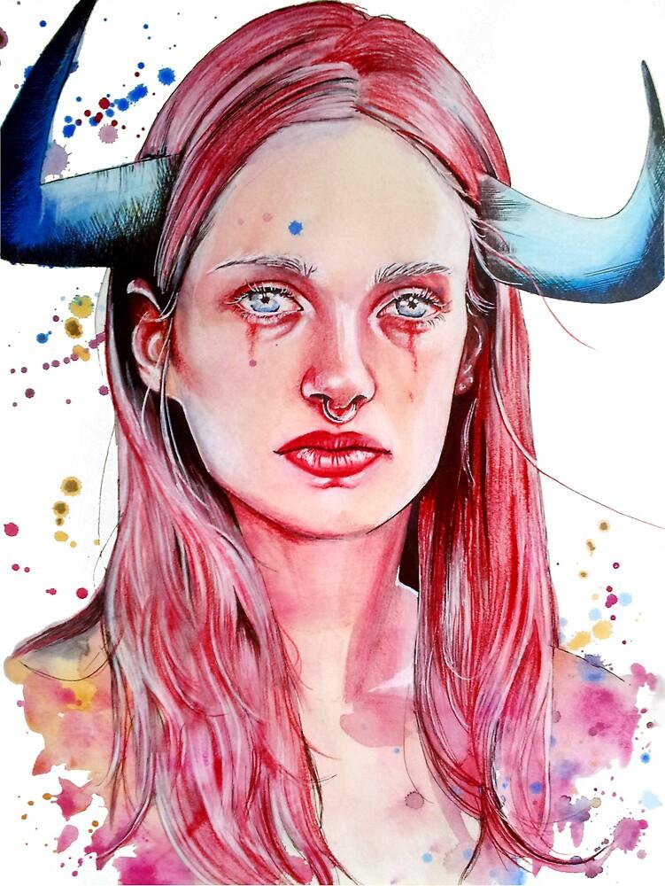 The Taurus by OlgaNoes