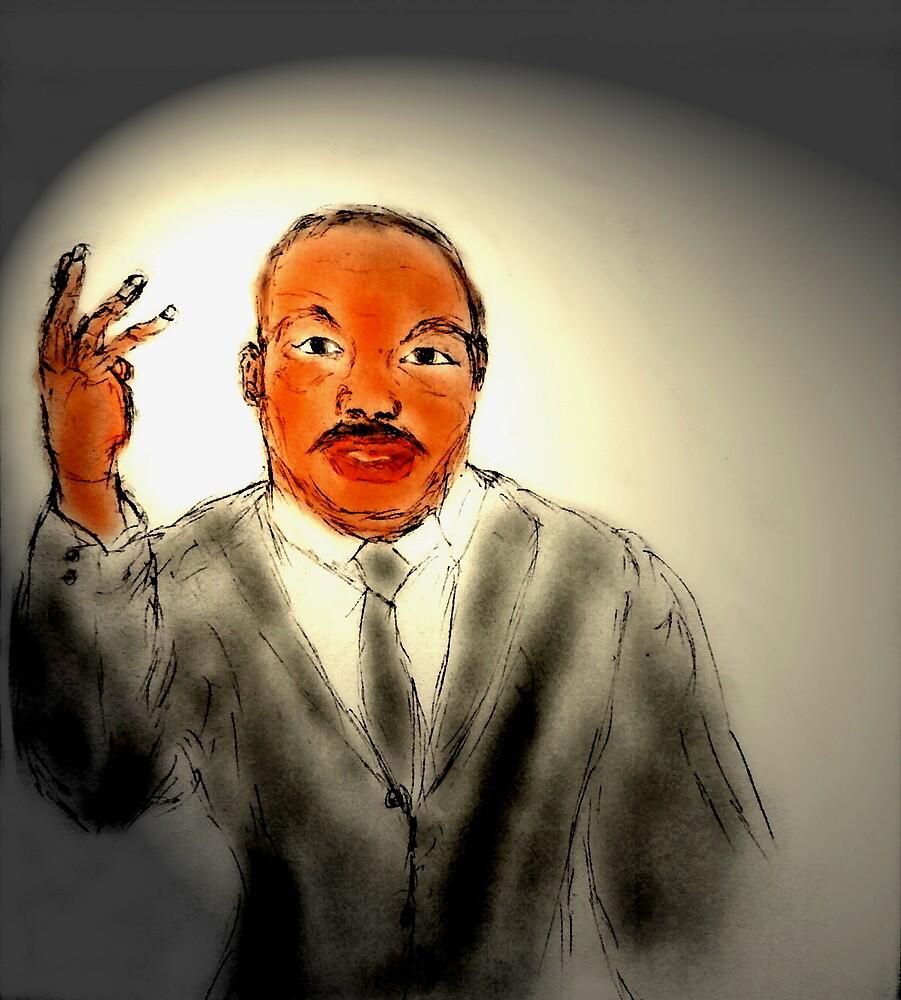 MLK by Semmaster