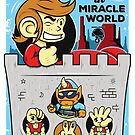 Alex Kidd in Miracle World by Neil Manuel