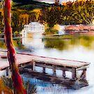 Shepherd Mtn. Lake Dreamy 2 by KipDeVore