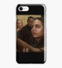 Echo blind iPhone Case/Skin