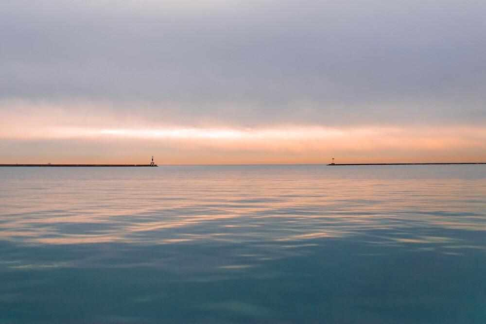Lake Michigan by Sean Balanger