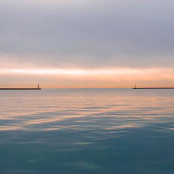 Lake Michigan by seanlb1