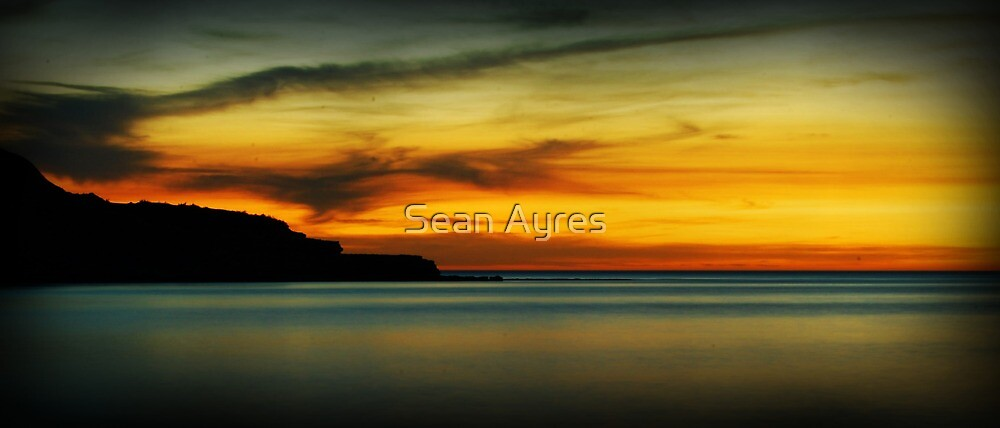 Sunset by Sean Ayres