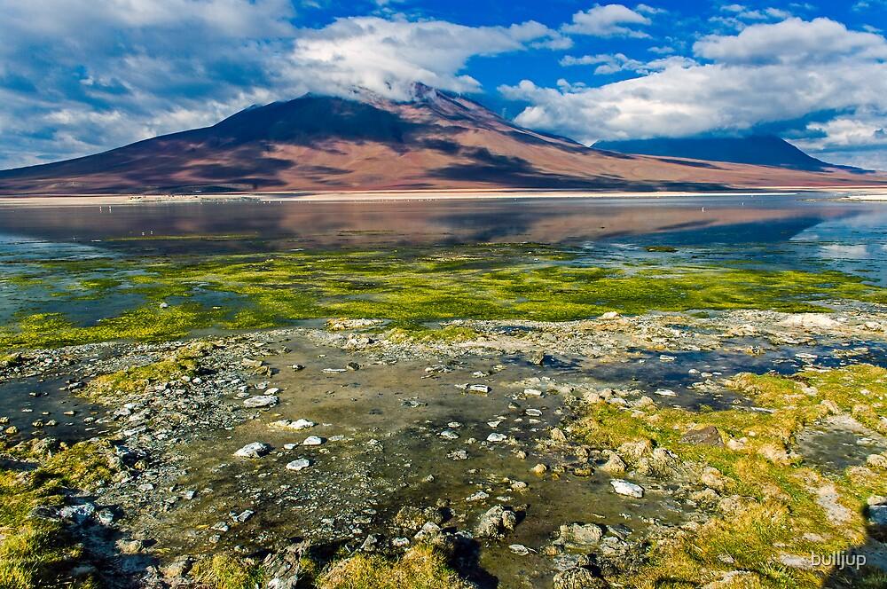 Laguna Blanca. by bulljup