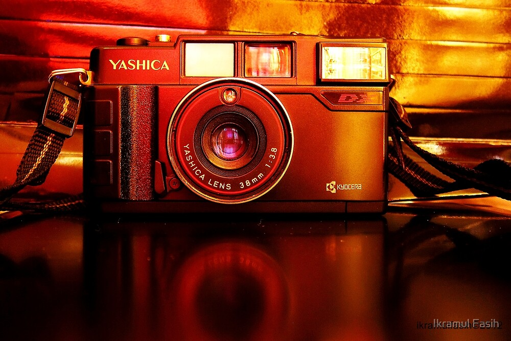 Old Camera in New Light by Ikramul Fasih