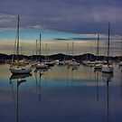 Calm before the storm by Len  Gunther