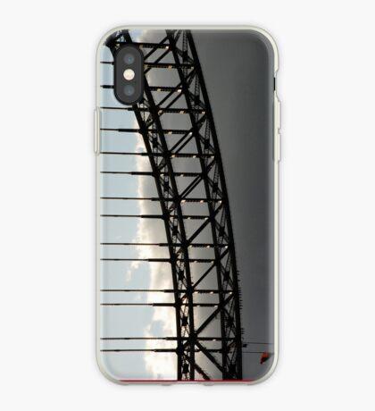 harbour bridge iphone/samsung galaxy cover iPhone Case