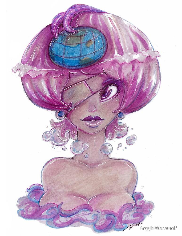Octo Gal by ArgyleWerewolf