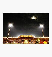 Hutto Hippo Stadium Photographic Print