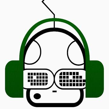 Record Label Logo 4 by SoFreshClothing