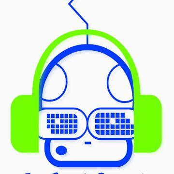 Record Label Logo 7 by SoFreshClothing