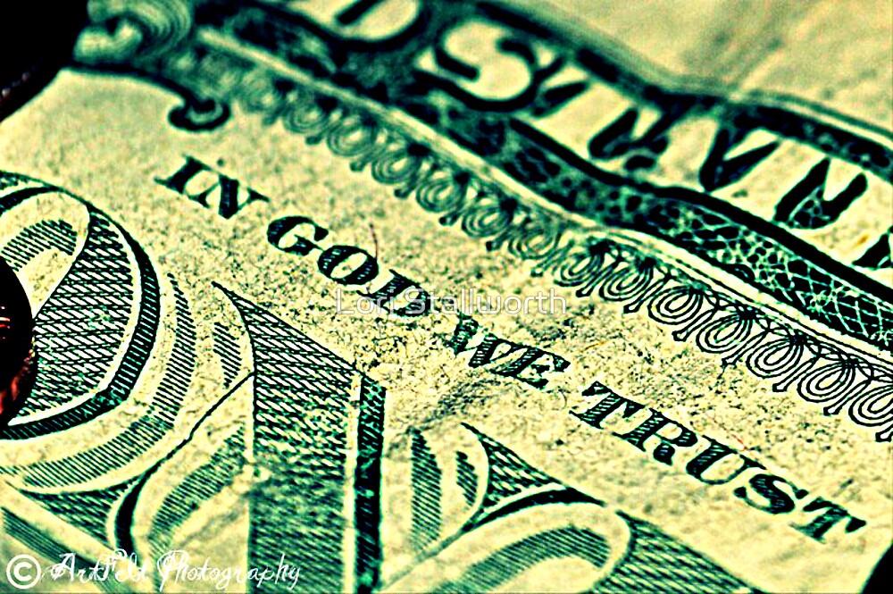 In God We Trust by Lori Stallworth
