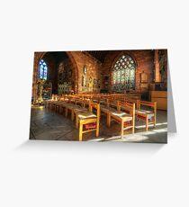 Birmingham Cathedral 3.0 Greeting Card