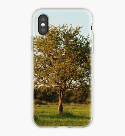 leafy green iphone/samsung galaxy case iPhone Case