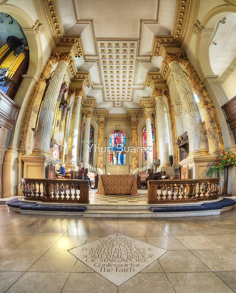 Birmingham Cathedral 3.0 by Yhun Suarez