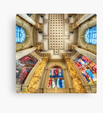 Birmingham Cathedral 4.0 Canvas Print