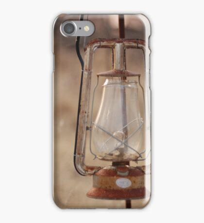 light your path iPhone Case/Skin
