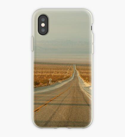 road ii iphone/samsung galaxy case iPhone Case