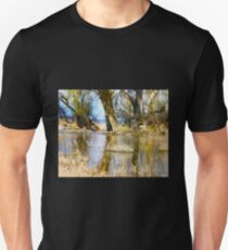 Willow Creek Reservoir Unisex T-Shirt