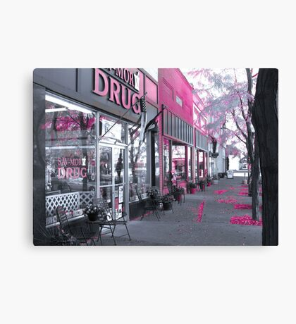 When You Need Pink, Make it Pink~! Canvas Print