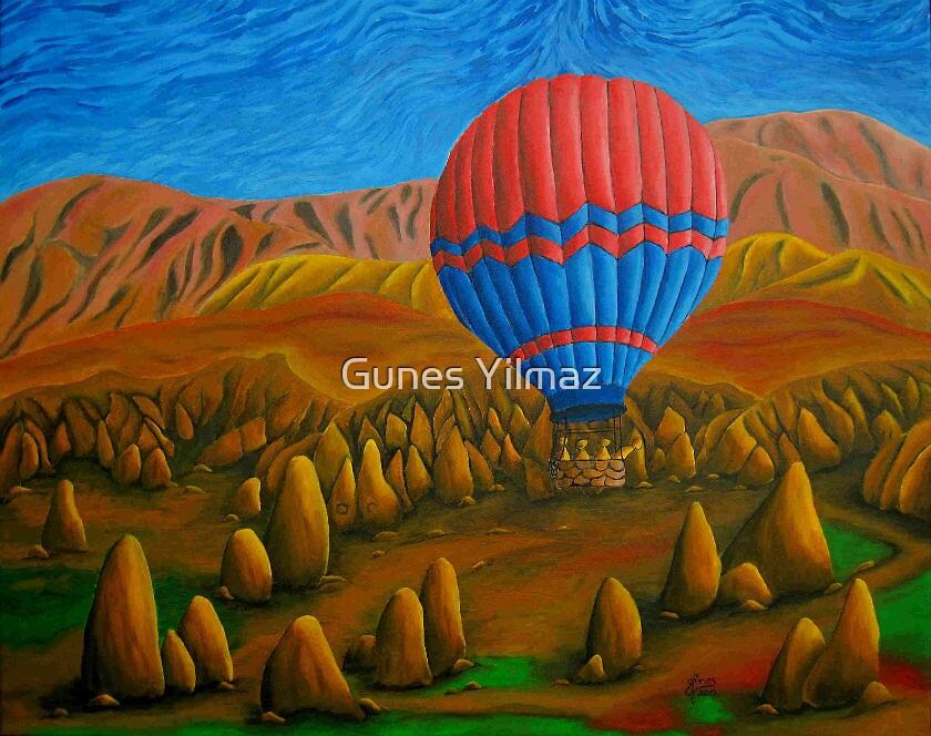 Quiet Hands by Gunes Yilmaz
