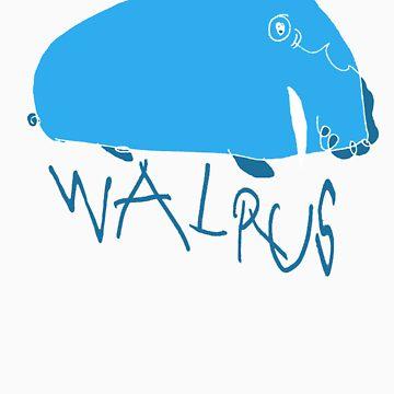 walrus by pixelP