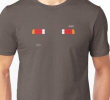 E30 tailights design Unisex T-Shirt