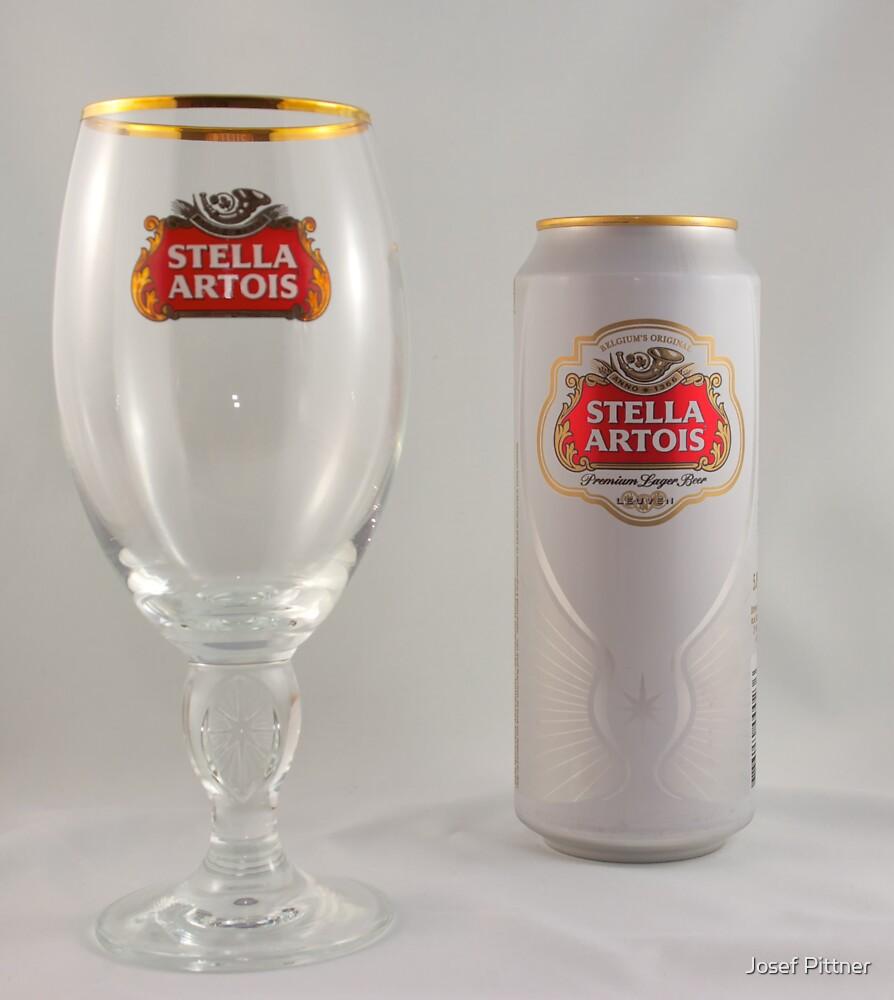Stella Artois - High Key by Josef Pittner