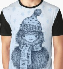 Holiday Squatch Graphic T-Shirt