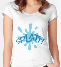 splatt Women's Fitted Scoop T-Shirt