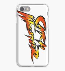 Catch Wrestler iPhone Case/Skin