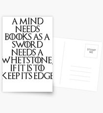 Tyrion Lannister - quote Postcards