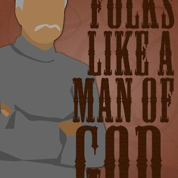 Shepherd Book - Folks Like a Man of God by forevermelody