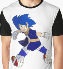 SONIC BOOM (human) Graphic T-Shirt