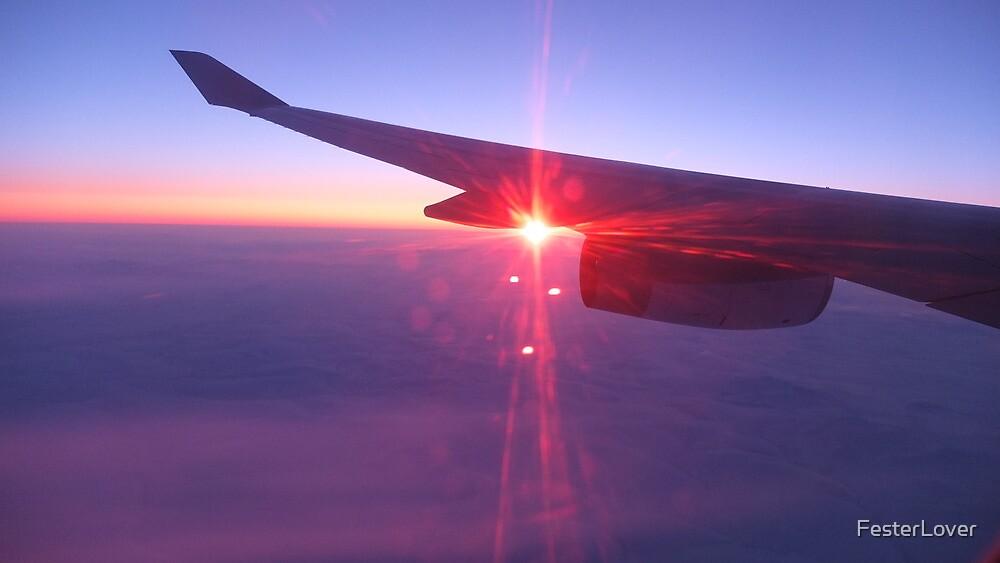 Flying by FesterLover
