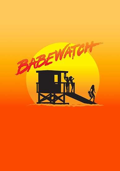 Babewatch (Baywatch) by deadlyfingers