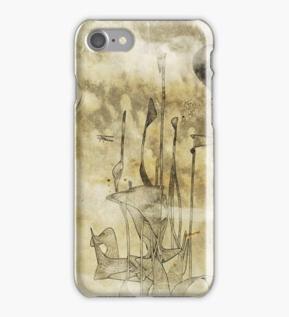 strange world iPhone Case/Skin