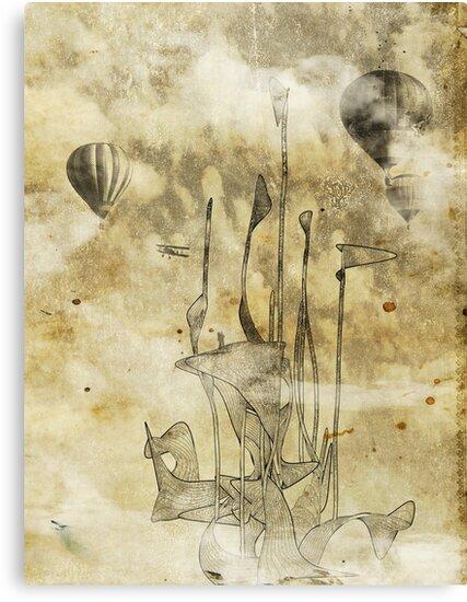 strange world by frederic levy-hadida